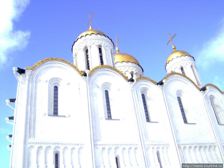 Успенский собор, ставший