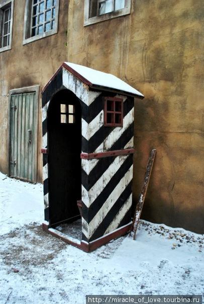 Город-призрак Сходня, Россия