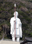 Статуя Кобо-дайси