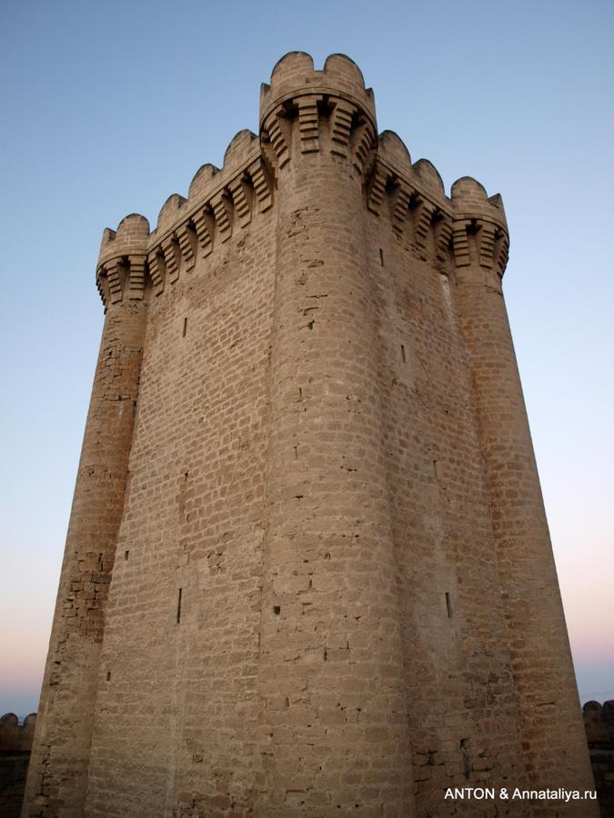 Оборонительная башня Апшерона