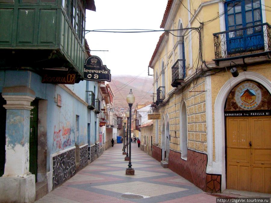 улица Падилла (Padilla)