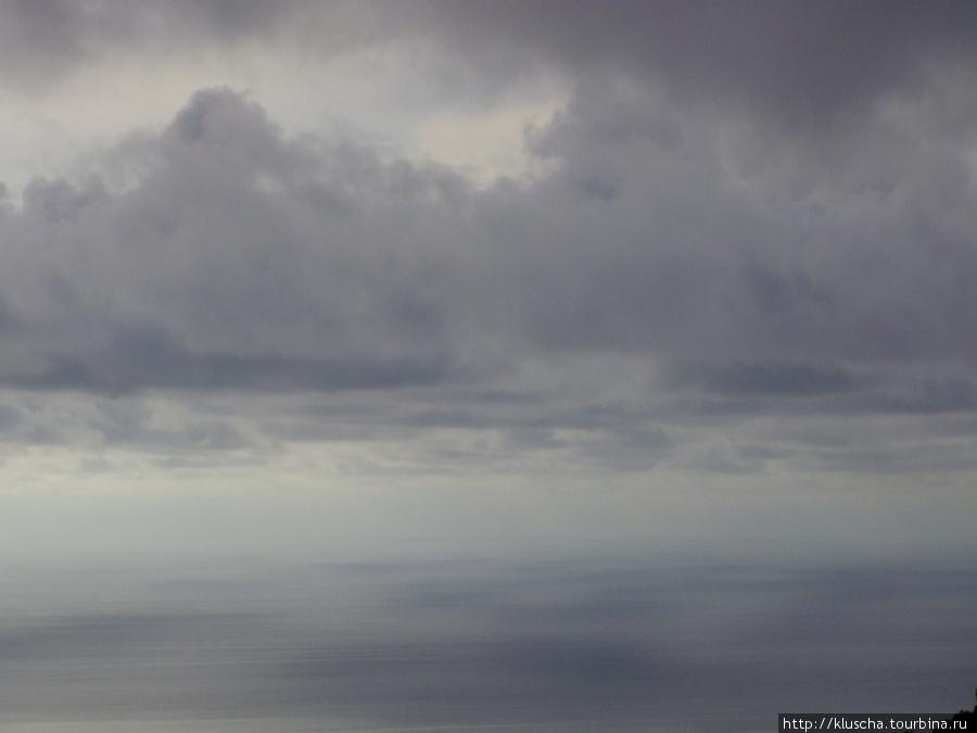 Там где соединяются две стихии: океан и небо