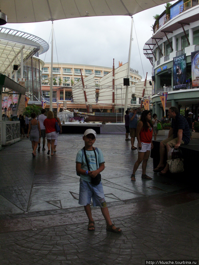 Торговый центр Jungceylon
