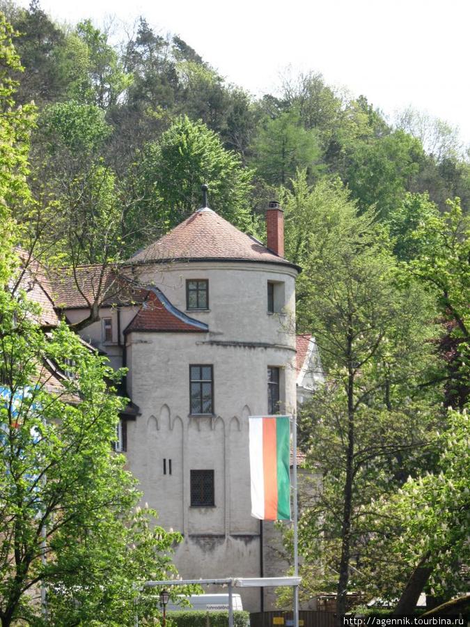 Башня монахинь