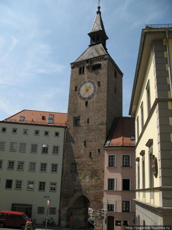 Свинная (или Красивая) башня, Шмальцтурм