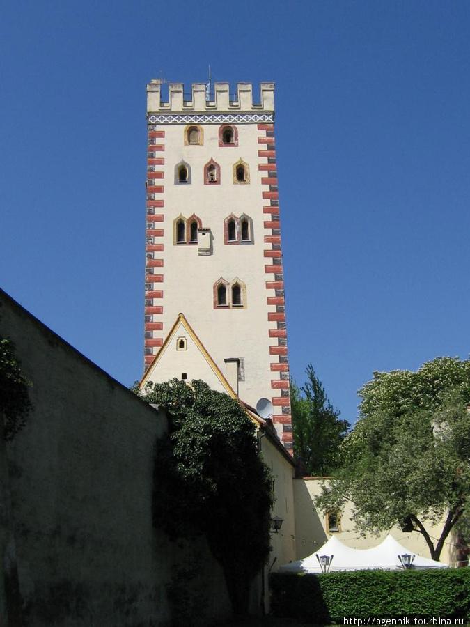 Баварская башня