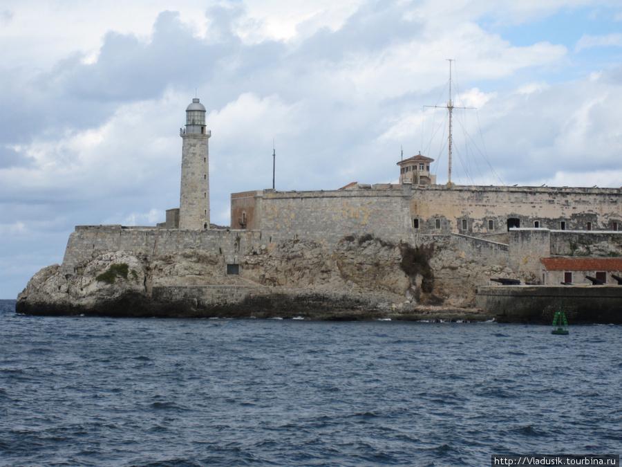 Крепость Эль Морро