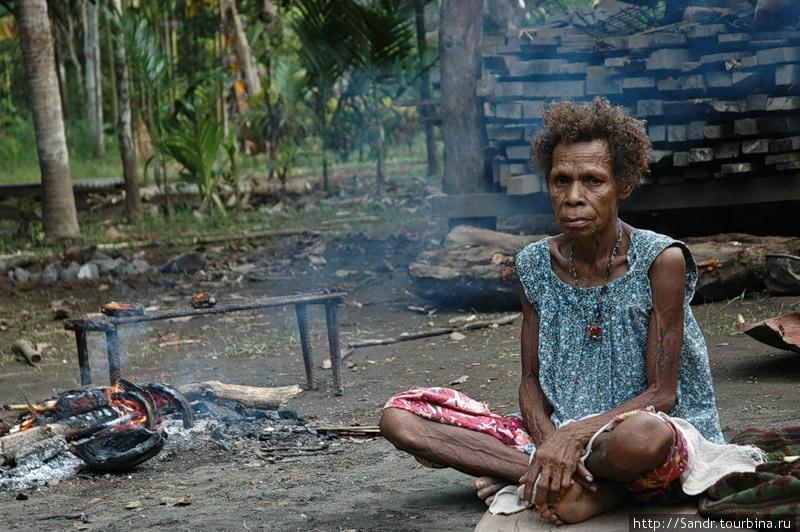 Аборигенка Гумбу