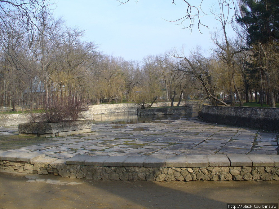 Бассейн «Черное море»
