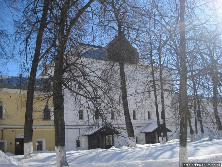 17.03.2011. Вологда.  Вологодский Кремль.