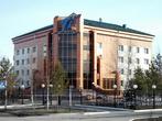 Одно из зданий ОАО Томскнефть.