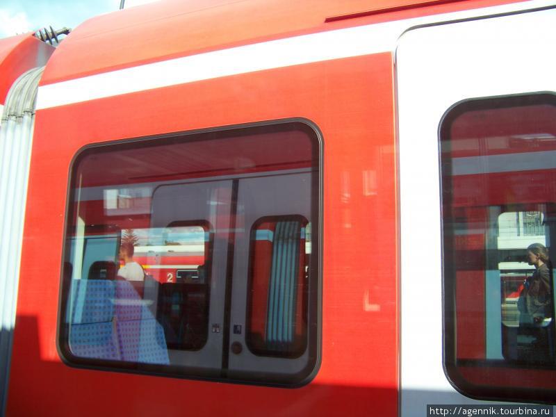 Поезд S-Bahn