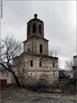 Распятский монастырь. Колокольня