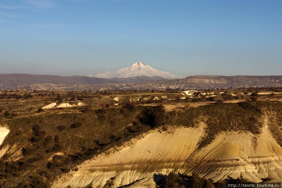 Вулкан Эрджияс
