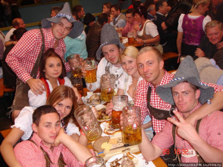 Пиво пиво пиво и еда )