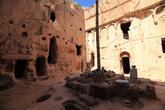 Внутренний двор монастыря Eski Gumusler