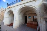 пещерная гостиница в Гёрме