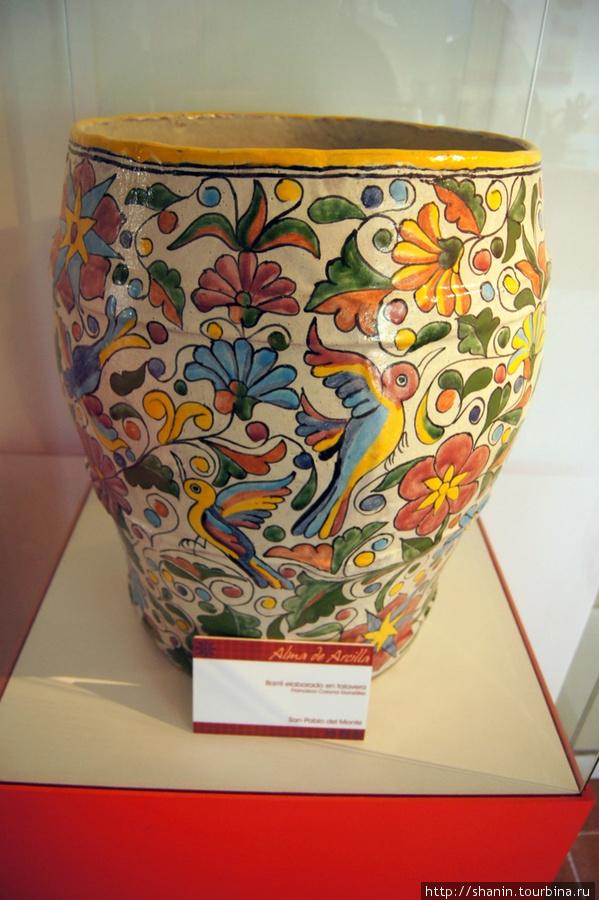 Музей народного творчества Тласкала-де-Хикотенкатль, Мексика