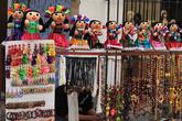 Такие куклы — очень популярный сувенир в Мексике.