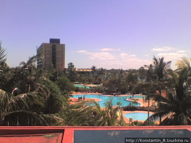 Местность отеля «Puntarena»