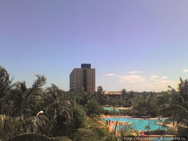 Местность отеля «Puntarena»-2