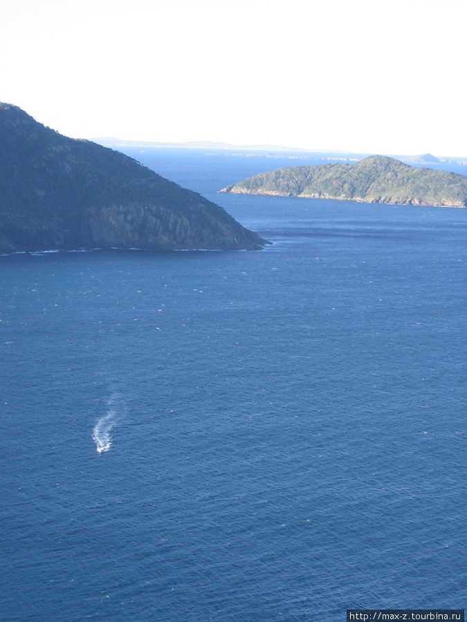 Царство холмов и океанской глади. Шол-Бей, Австралия