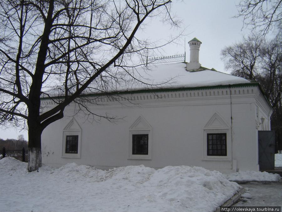Петровский домик