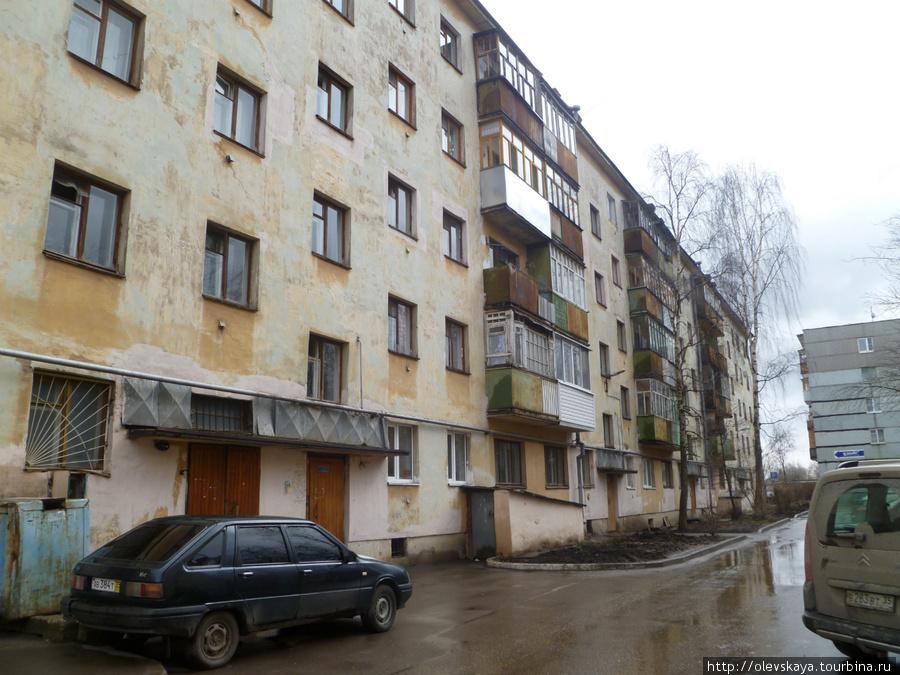 Дом Рубцова