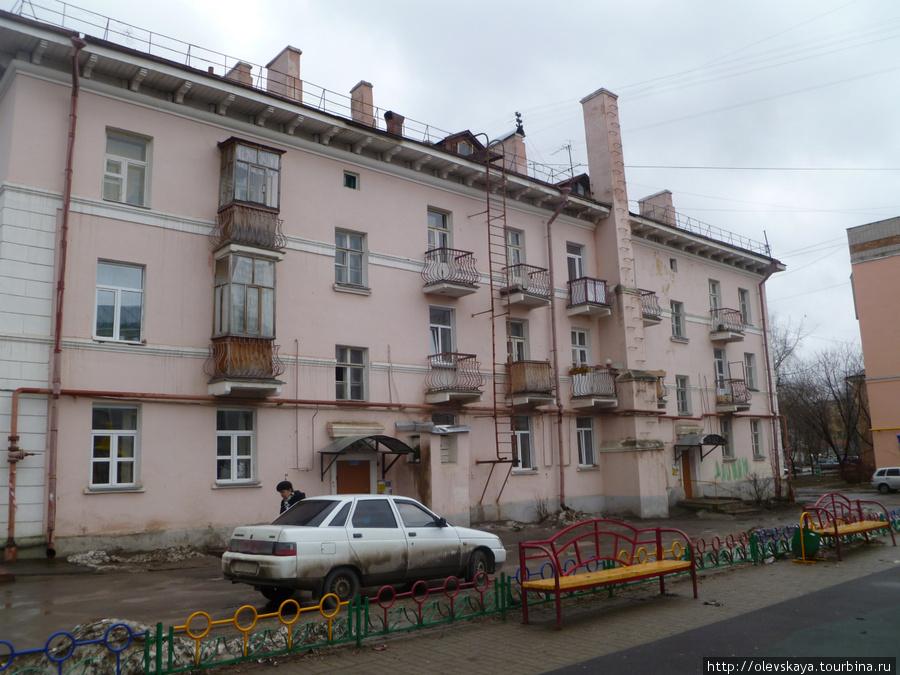 Дом Н. Старичковой