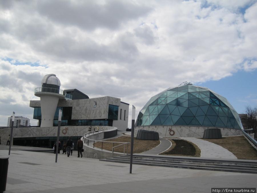 Культурно-просветительский центр им. В.В. Терешковой