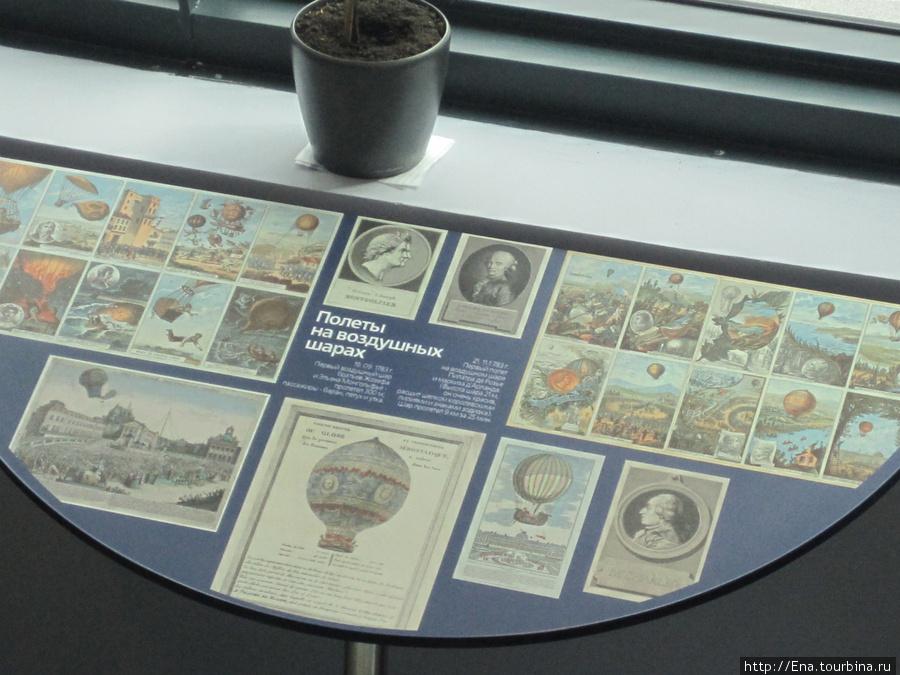 Музей «История космонавтики» в Ярославском планетарии