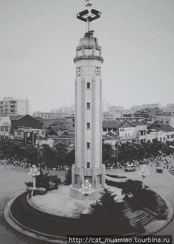 Цзефанбэй в 40-гг 20 века.