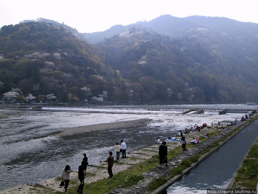 Киото, окрестности
