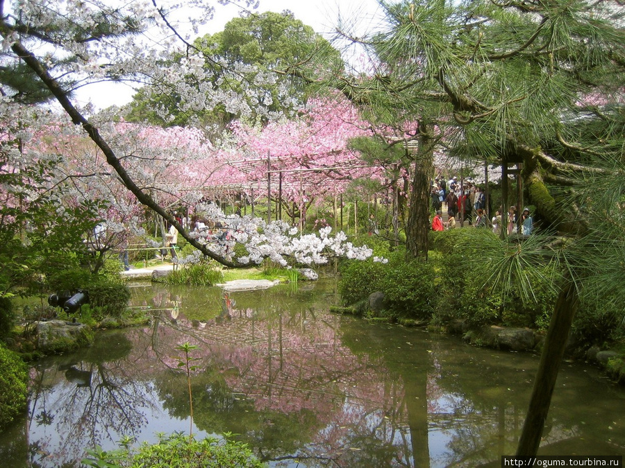 Храм Хэйан, Киото