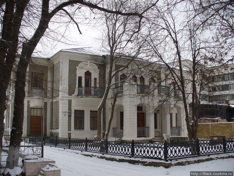 Здание краеведческого музея (улица Курортная, 29)
