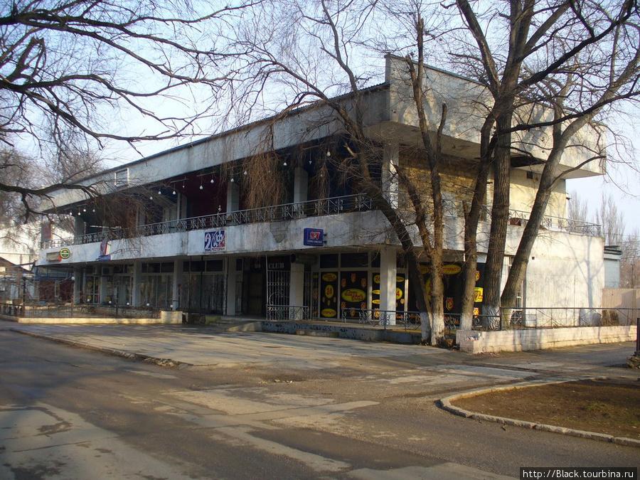 Здания улицы Курортная