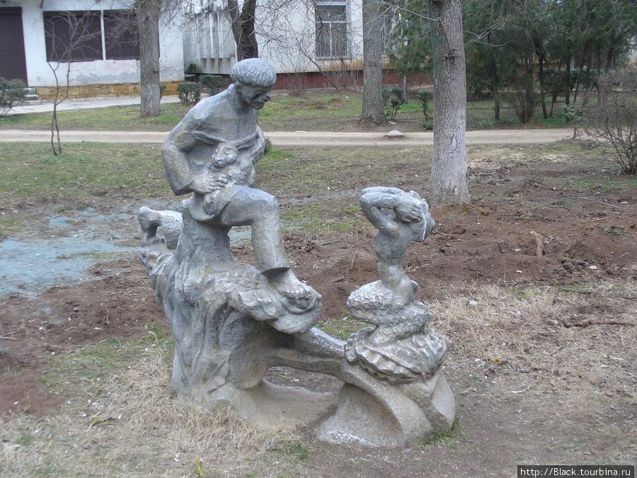 Сквер имени Пушкина