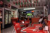 Типичный мексиканский ресторан.