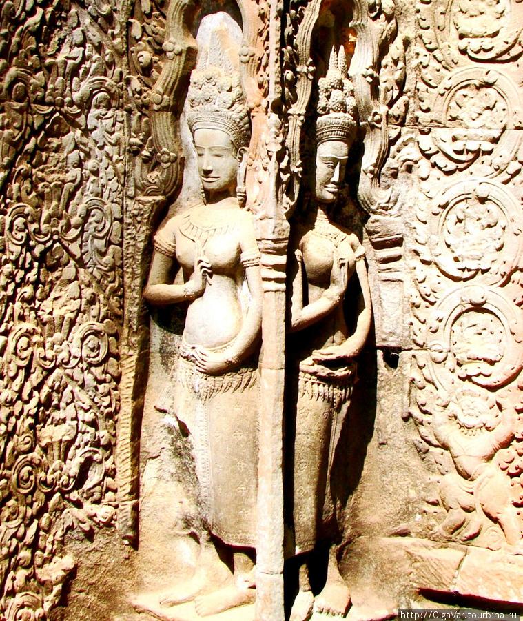 Древние апсары