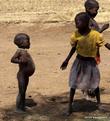 Дети карамоджонгов