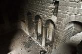 Внутри крепостных башен находятся небольшие помещения. После этого сразу отпадает вопрос, кто это строил. В очередной раз проникся уважением к римлянам.