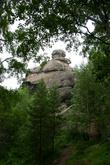 Это гора Церковка,цель моей прогулки.