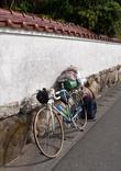 Велосипед паломника