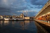 Золотой Рог, Галатский мост.