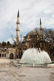 Мечеть Султана Эйюпа.