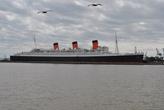 Знаменитый лайнер Queen Mary — главная достопримечательность Лонг-Бич