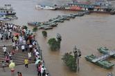 Во время наводнения
