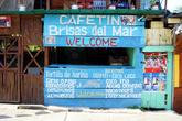 Кафе в Ливингстоне