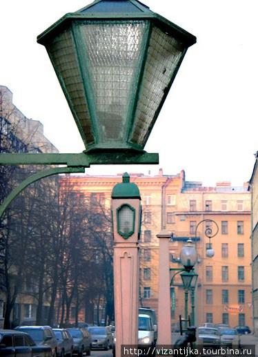 С-Пб, Одесская улица. Вид вдоль улицы к Тверской улице.