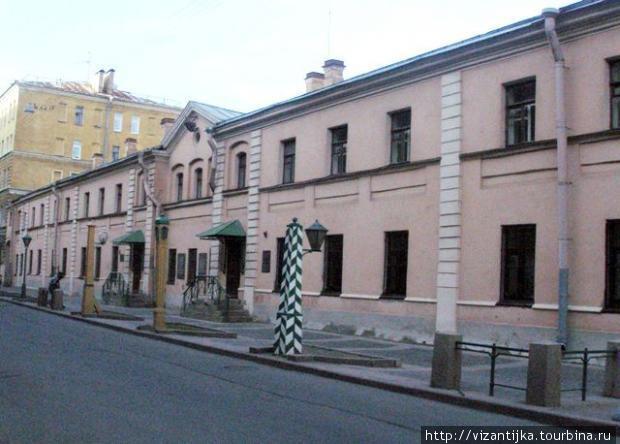 С-Пб, Одесская улица. Внешний вид.